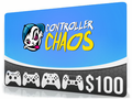 $100 Chaos Gift Card (Email Delivery)