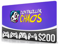 $200 Chaos Gift Card (Email Delivery)