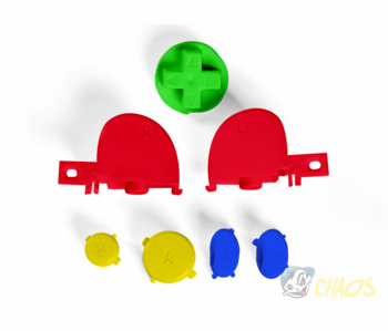 Multi-Color Button Pack