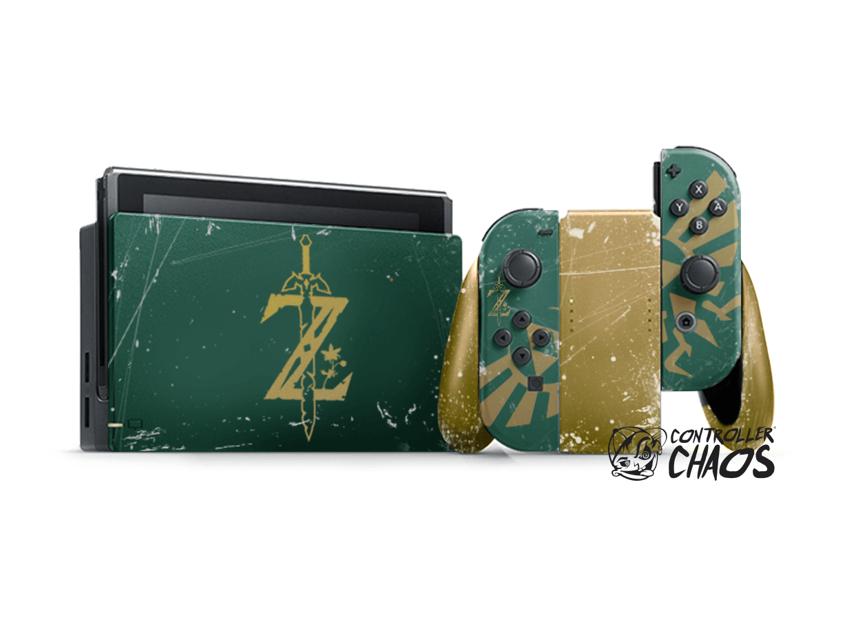 Promotion nintendo switch zelda edition, avis nintendo switch test