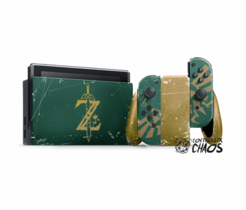 Nintendo Switch - Zelda: Breath of the Wild