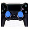 Thumbstick Dome Grips: Ice Blue