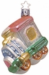 ABC Express Baby's Train Ornament by Inge Glas