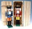 All Füchtner Nutcrackers Are Packed in a FREE Wooden Crate