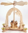 Angels Pyramid by Ratags Holzdesign
