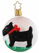 Angus Scotty Dog Ornament by Inge Glas