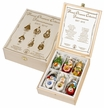 Annual Reflector Series 2007 - 2012 Boxed Ornament Set by Inge Glas