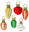 Assorted Vegetables Ornament by Inge Glas - $5 each