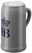 German Hofbrauhaus Saltglaze Beer Stein by KING-WORKS Wuerfel & Mueller GmbH and Co. in Hoehr-Grenzhausen