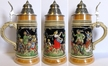 German Maypole Dancers Beer Stein by KING-WORKS Wuerfel & Mueller GmbH and Co. in Hoehr-Grenzhausen