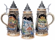 German Neuschwanstein Castle Limited Edition Beer Stein by KING-WORKS Wuerfel & Mueller GmbH and Co. in Hoehr-Grenzhausen