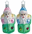 Baby's First Surprise - Santa Jack-in-the-Box Ornament by Inge Glas - $15 each