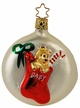 Baby Stocking Ornament by Inge Glas