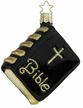 Bible Ornament by Inge Glas