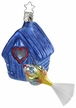 Bluebird's Delight Ornament by Inge Glas