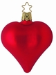 Boundless Heart Ornament by Inge Glas
