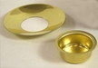 Brass Replacement Cup Including Ring - $1.50 ea