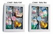 Baby's First Christmas Boxed Set of Four Ornaments by Inge Glas - $39.00 Each Set
