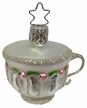 Prim & Proper Teacup Ornament by Inge Glas