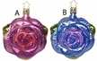 Regal Rose Ornament by Inge Glas in Neustadt by Coburg - $11.50 Each