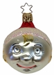 Boy in Red Hat Ornament by Inge Glas