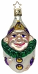 Merry Maker Clown Ornament by Inge Glas