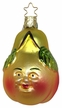 Pete the Pear Ornament by Inge Glas in Neustadt by Coburg