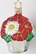 Christmas Flowers Ornament by Inge Glas in Neustadt by Coburg