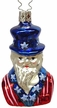 Uncle Sam Ornament by Inge Glas in Neustadt by Coburg