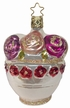 Basket of Roses Ornament by Inge Glas in Neustadt by Coburg