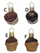 Assorted Chocolate Confections Ornament by Inge Glas in Neustadt by Coburg - $9 Each