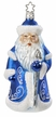 Regal Santa Frost Ornament by Inge Glas