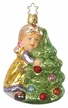I Love Christmas - Life Touch Ornament by Inge Glas