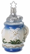 Bavarian Beer Stein Ornament by Inge Glas