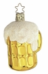 Last Call, Beer Mug Ornament by Inge Glas