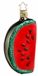 Wedge of Watermelon Ornament by Inge Glas