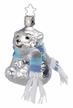 Denali Polar Bear Ornament by Inge Glas