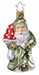 Forest Luck Santa Ornament by Inge Glas