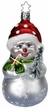 Snowy Friend Limited Edition Ornament by Inge Glas in Neustadt by Coburg