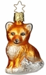 Fox Pup Ornament by Inge Glas in Neustadt by Coburg
