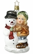 Best Friends Life Touch Ornament by Inge Glas in Neustadt by Coburg