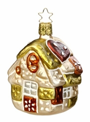 Gingerbread Haus Ornament by Inge Glas in Neustadt by Coburg
