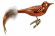 Copper Birdie Ornament by Inge Glas in Neustadt by Coburg