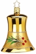Evergreen Bell, Gold Ornament by Inge Glas in Neustadt by Coburg