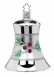 Evergreen Bell, Silver Ornament by Inge Glas in Neustadt by Coburg