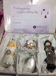 Wedding Day, 4 Piece Boxed Ornament Set by Inge Glas