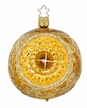 "3 1/4"" Bright Reflect Inkagold Ornament by Inge Glas in Neustadt by Coburg"