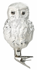 Vintage Owl Ornament by Inge Glas in Neustadt by Coburg