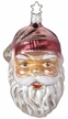 Romantic Santa Ornament by Inge Glas in Neustadt by Coburg