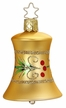 Evergreen Bell, Inkagold Shiny Ornament by Inge Glas in Neustadt by Coburg